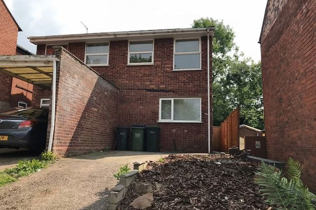 Thumbnail Semi-detached house for sale in Church Road, Bearwood, Smethwick