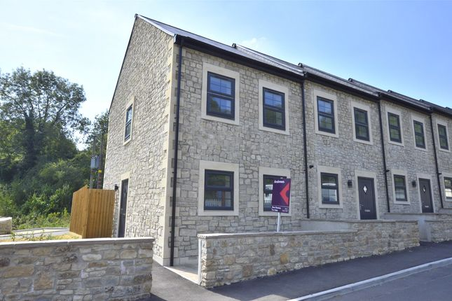 Thumbnail End terrace house for sale in Coomb End, Radstock