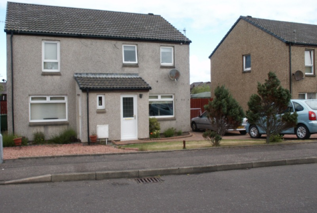 Thumbnail Semi-detached house to rent in Cairnfore Avenue, Troon, South Ayrshire, 7Jl