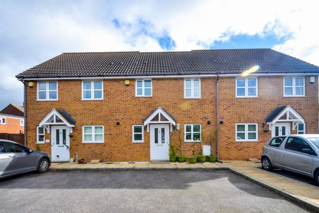 Thumbnail Terraced house for sale in Chestnut Row, Ambrosden, Bicester