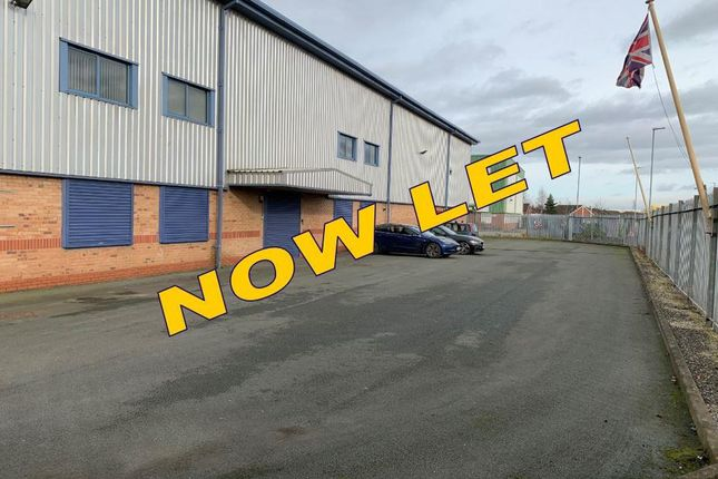 Thumbnail Light industrial to let in 2, Broughton Way, Widnes, Cheshire