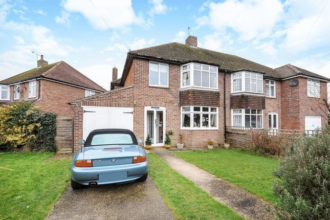 Park Road Yapton Arundel BN18 3 Bedroom Semi Detached House For Sale