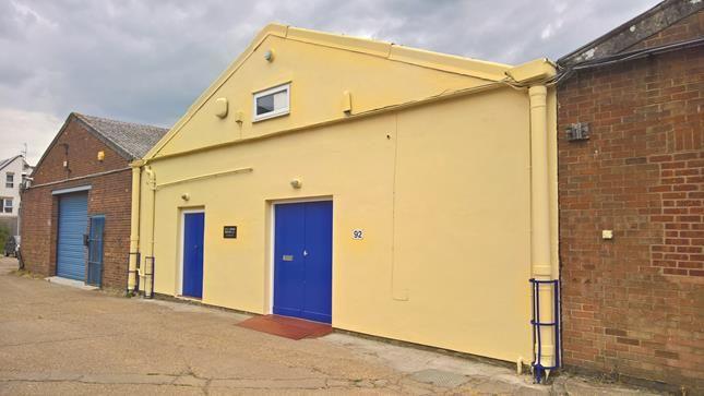 Thumbnail Light industrial for sale in Unit 92 Imperial Trading Estate, Lambs Lane North, Rainham, Essex
