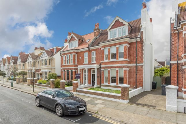 Thumbnail Semi-detached house for sale in Sackville Gardens, Hove