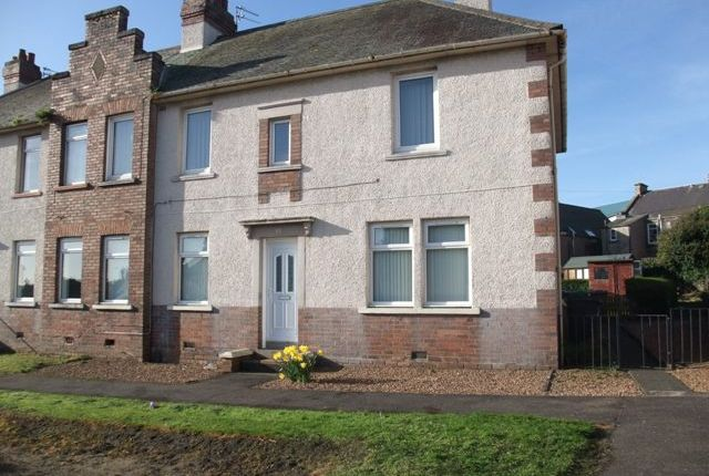 Thumbnail Flat to rent in Barnet Crescent, Kirkcaldy, Fife