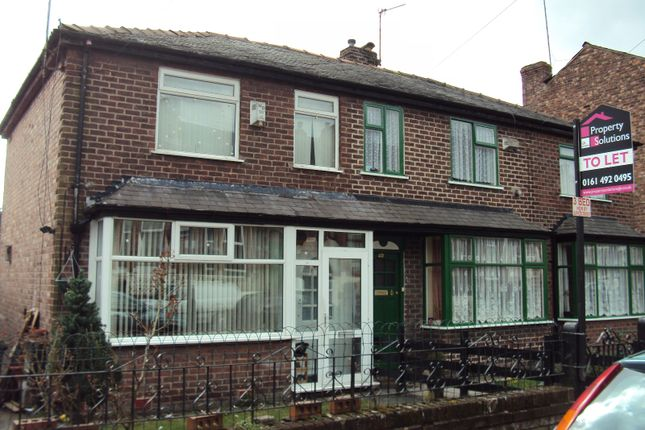 3 bed semi-detached house for sale in Parkhill Avenue, Crumpsall, Manchester, Lancashire