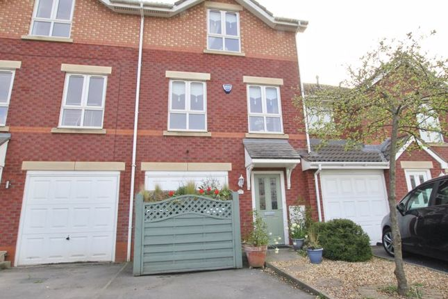 Thumbnail Town house for sale in Leeming Grove, Garston, Liverpool