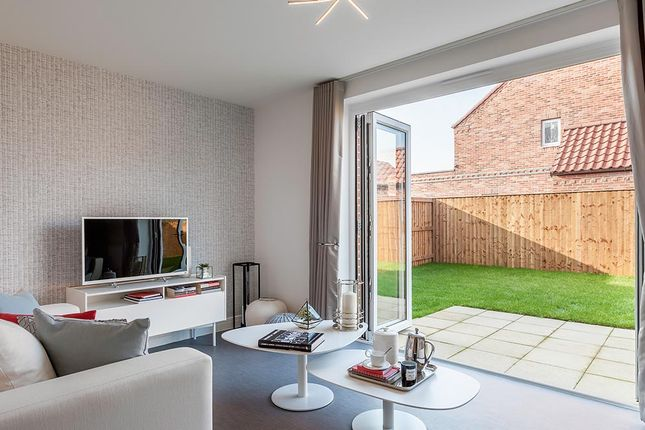 "3 bedroom terraced house for sale in ""The Pembridge"" at Glasgow Road, Denny"