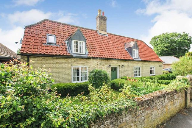 Thumbnail Detached house for sale in The Butts, Soham, Ely