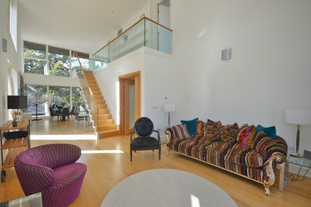 Thumbnail Penthouse to rent in Kingfisher Way, Cambridge
