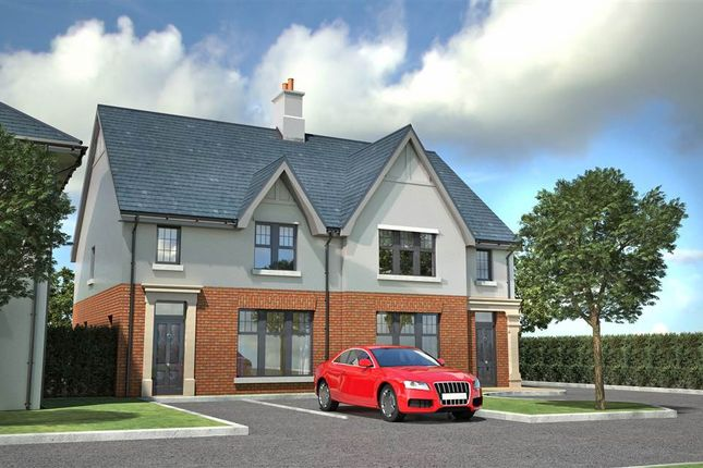 Thumbnail Semi-detached house for sale in 6, Oakfield Park, Newtownabbey