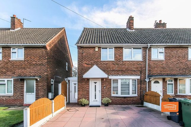 Thumbnail End terrace house for sale in Odell Crescent, Bloxwich, Walsall