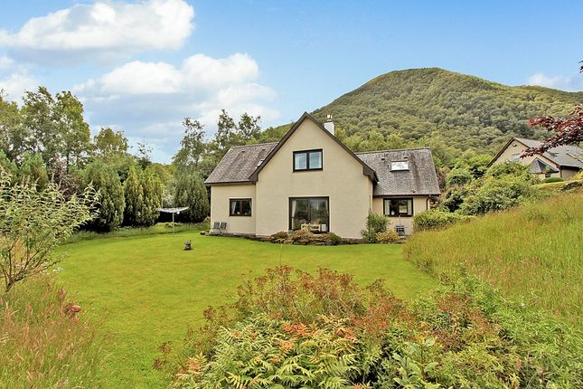 Thumbnail Detached house for sale in West Laroch, Ballachulish, Argyllshire