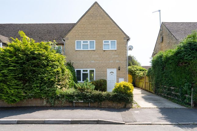 Thumbnail End terrace house for sale in Lamberts Field, Bourton-On-The-Water, Cheltenham