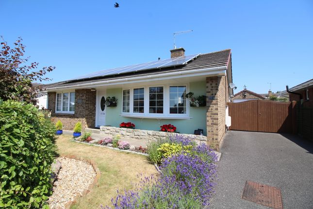 Thumbnail Detached bungalow for sale in Beacon Park Road, Upton, Poole