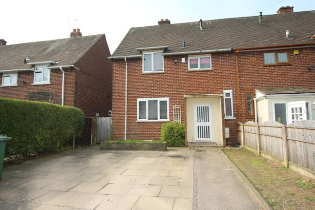 Thumbnail Semi-detached house for sale in Goscote Lane, Bloxwich, Walsall
