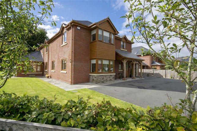 Thumbnail Detached house for sale in Troed Y Cyrniau, Penybontfawr, Oswestry