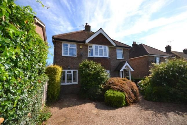 Thumbnail Detached house for sale in West Beeches Road, Crowborough, East Sussex