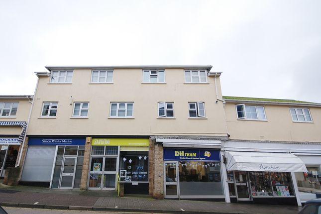 1 bed flat to rent in Queen Street, Seaton EX12