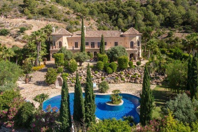 6 bed villa for sale in Central, Marbella, Spain