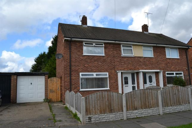 Thumbnail Property for sale in Mill Park Drive, Eastham, Wirral