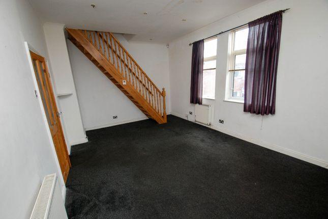 Lounge of Stoddart Street, South Shields NE34
