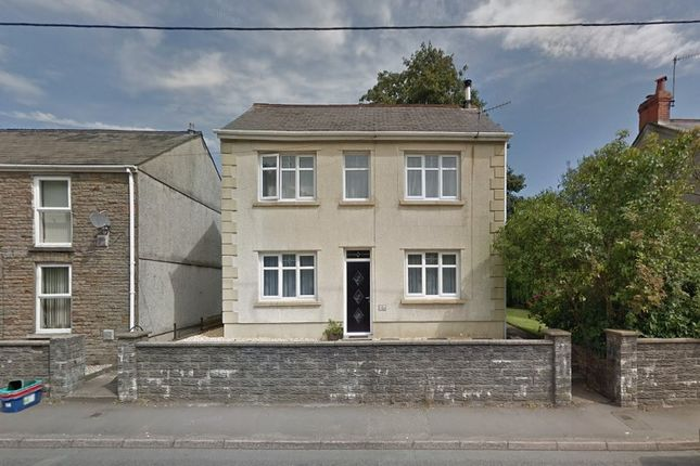 Thumbnail Detached house for sale in Bethel Road, Lower Cwmtwrch, Swansea.