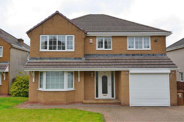 Thumbnail Detached house for sale in Rheda Close, Frizington, Cumbria