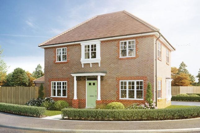"""3 bed detached house for sale in """"The Oakley"""" at Kennedy Meadow, Hungerford RG17"""