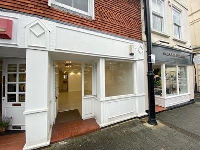 Thumbnail Retail premises to let in 50 Northbrook Street, Newbury, Berkshire