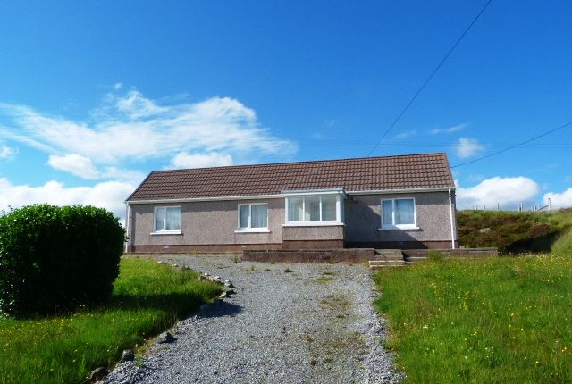 2 bed bungalow for sale in Airidhbhruach, Isle Of Lewis