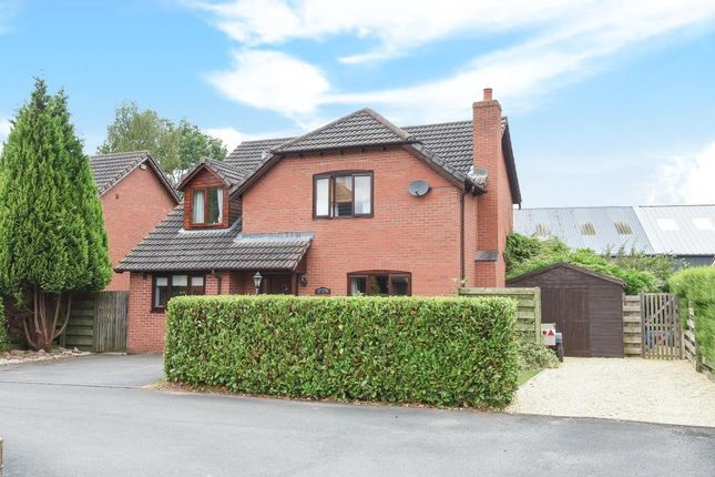 Thumbnail Detached house for sale in Peterchurch, Hereford, Peterchurch