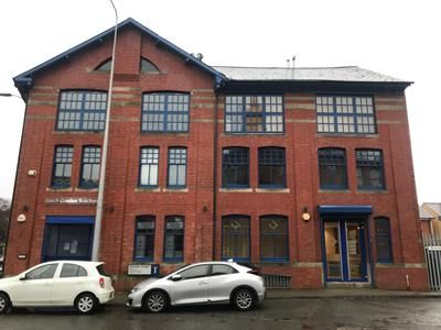 Thumbnail Office for sale in Ocean House, Clarence Road, Cardiff