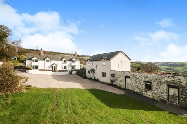Thumbnail Detached house for sale in Ffordd Llwyn Du, Eglwysbach, Colwyn Bay, Conwy