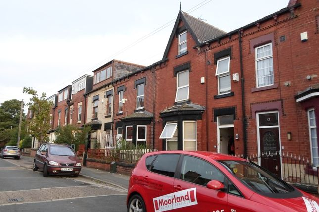 Thumbnail Terraced house to rent in Sholebroke Terrace, Leeds