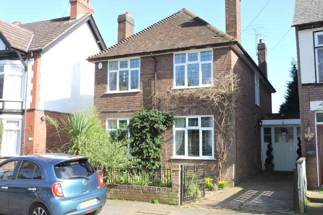 Thumbnail Detached house for sale in Tennyson Road, Luton