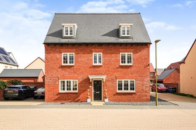 Thumbnail Detached house for sale in Fakenham Street, Bicester, Oxfordshire, .