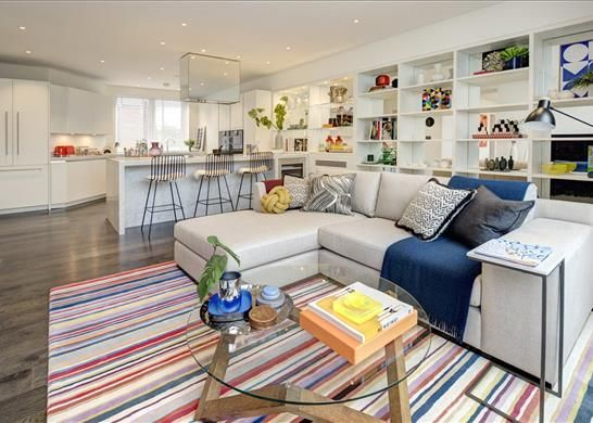 Thumbnail Flat for sale in Hampshire House, Hyde Park, London