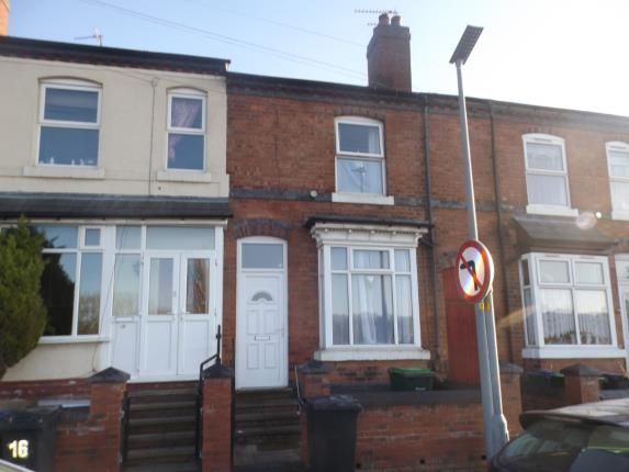 Thumbnail Terraced house for sale in Dale Street, Smethwick, West Midlands