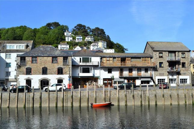 2 bed maisonette to rent in The Quay, East Looe, Looe, Cornwall PL13