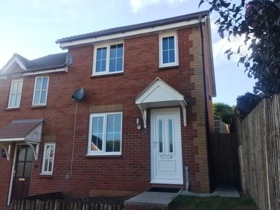 Thumbnail Semi-detached house for sale in The Willows, Torquay, Devon