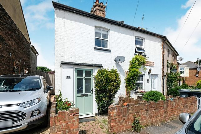 Thumbnail End terrace house to rent in Rose Street, Tonbridge