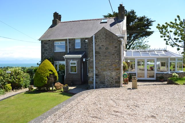 Thumbnail Country house for sale in Llanbedrog, Pwllheli