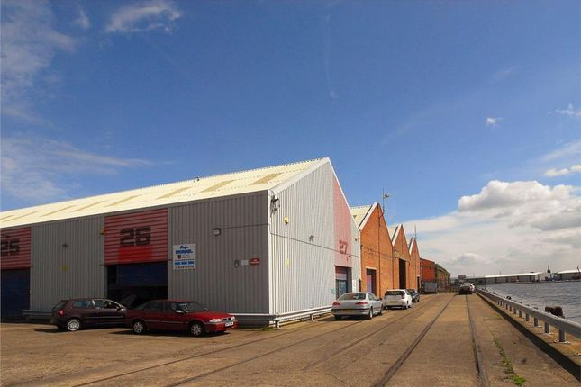 Thumbnail Industrial to let in Uveco Business Centre, Dock Road, Wallasey, Cheshire