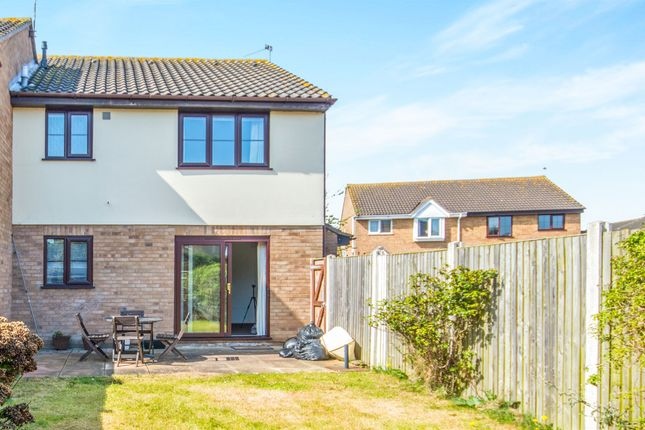 Thumbnail End terrace house for sale in Malin Court, Caister-On-Sea, Great Yarmouth