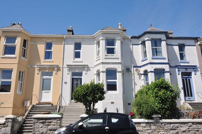 Front of Edith Avenue, Plymouth PL4