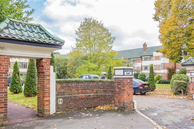 Thumbnail Flat for sale in Hermitage Court, Woodford Road, South Woodford