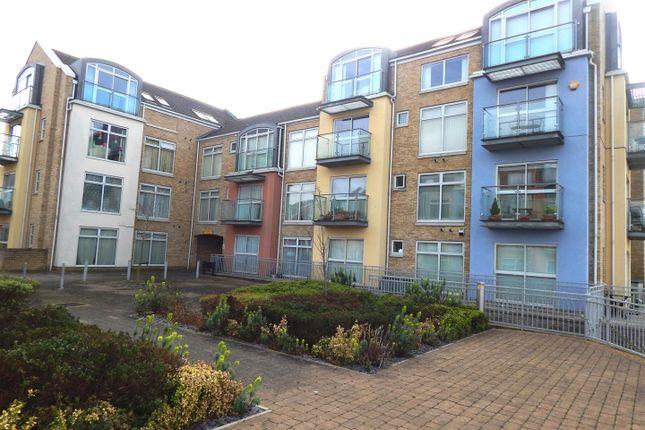 Thumbnail Flat for sale in Shepherd Drive, Eynesbury, St. Neots