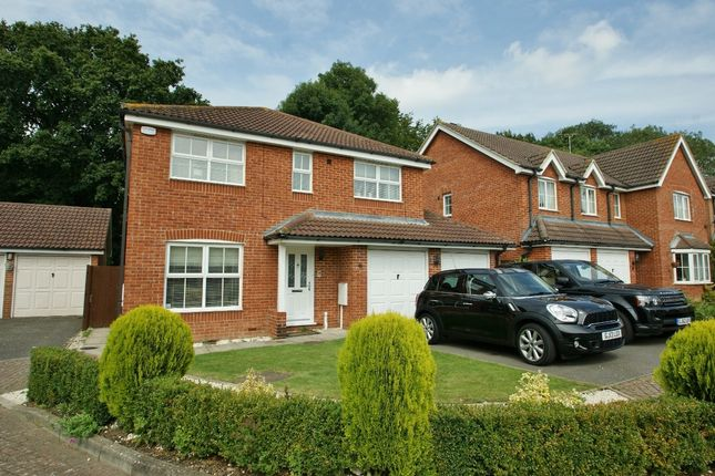 Thumbnail Detached house for sale in Romsey Close, Willesborough Lees, Ashford, Kent