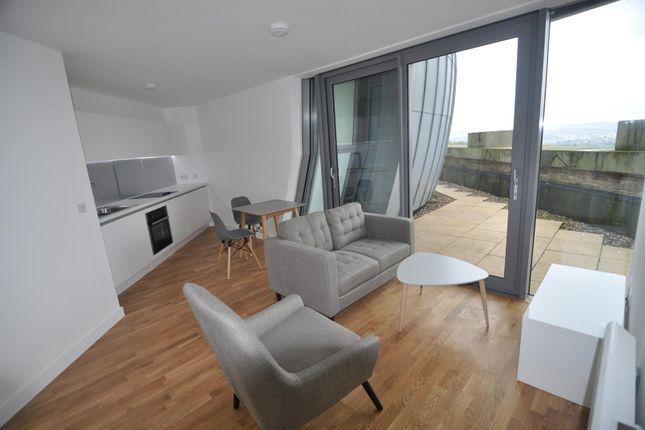 Thumbnail Flat to rent in Velvet Mills, Lilycroft Road, Bradford